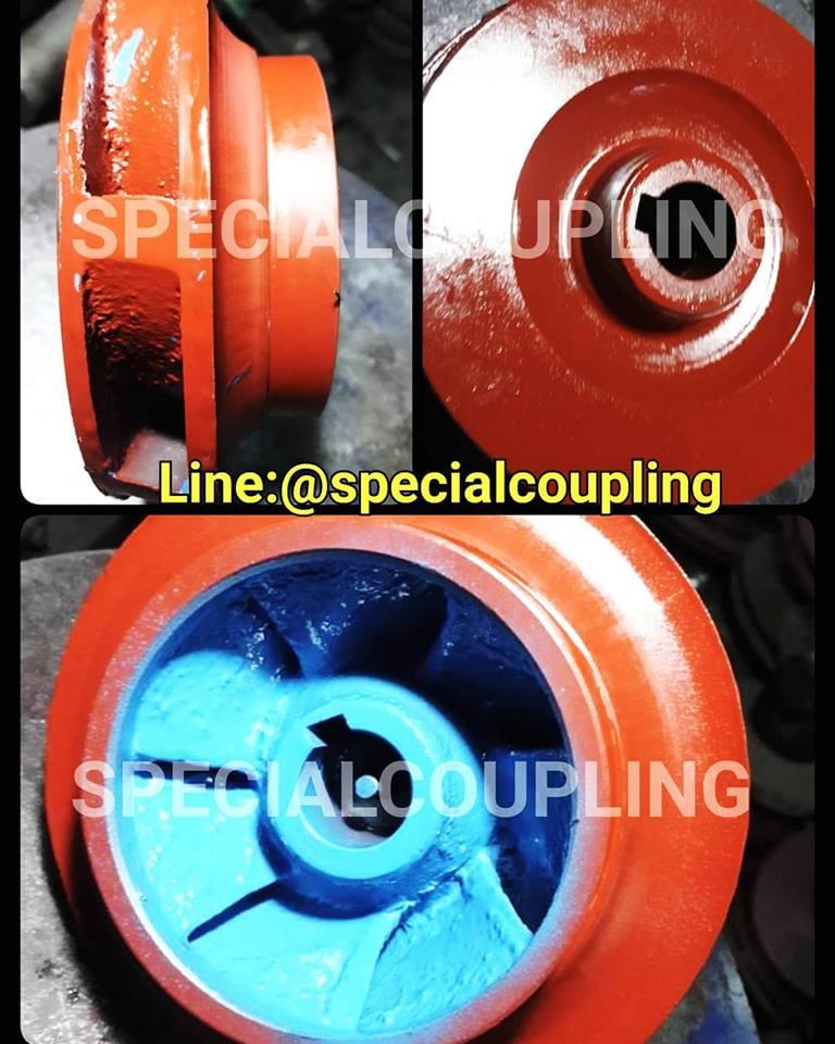 พร้อมส่งคะ😊 ใบพัดปั้มน้ำเหล็กหล่อCalpeda OD 150MM ร่องน้ำ 16 มิล รูเพลา 24 มิล แวริ่งบน 104 มิล หนารวม60 มิล ขายส่งและปลีก