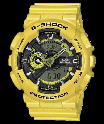 นาฬิกา Casio G-Shock Limited Neo Metallic series รุ่น GA-110NM-9A ของแท้ รับประกันศูนย์ 1 ปี