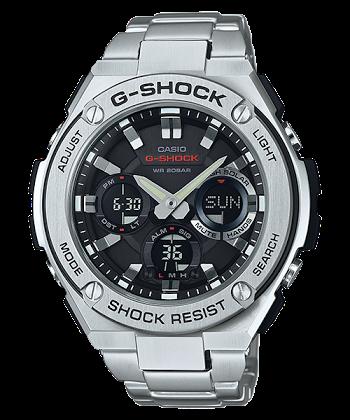 นาฬิกา CASIO G-SHOCK G-STEEL series รุ่น GST-S110D-1A ของแท้ รับประกัน 1 ปี