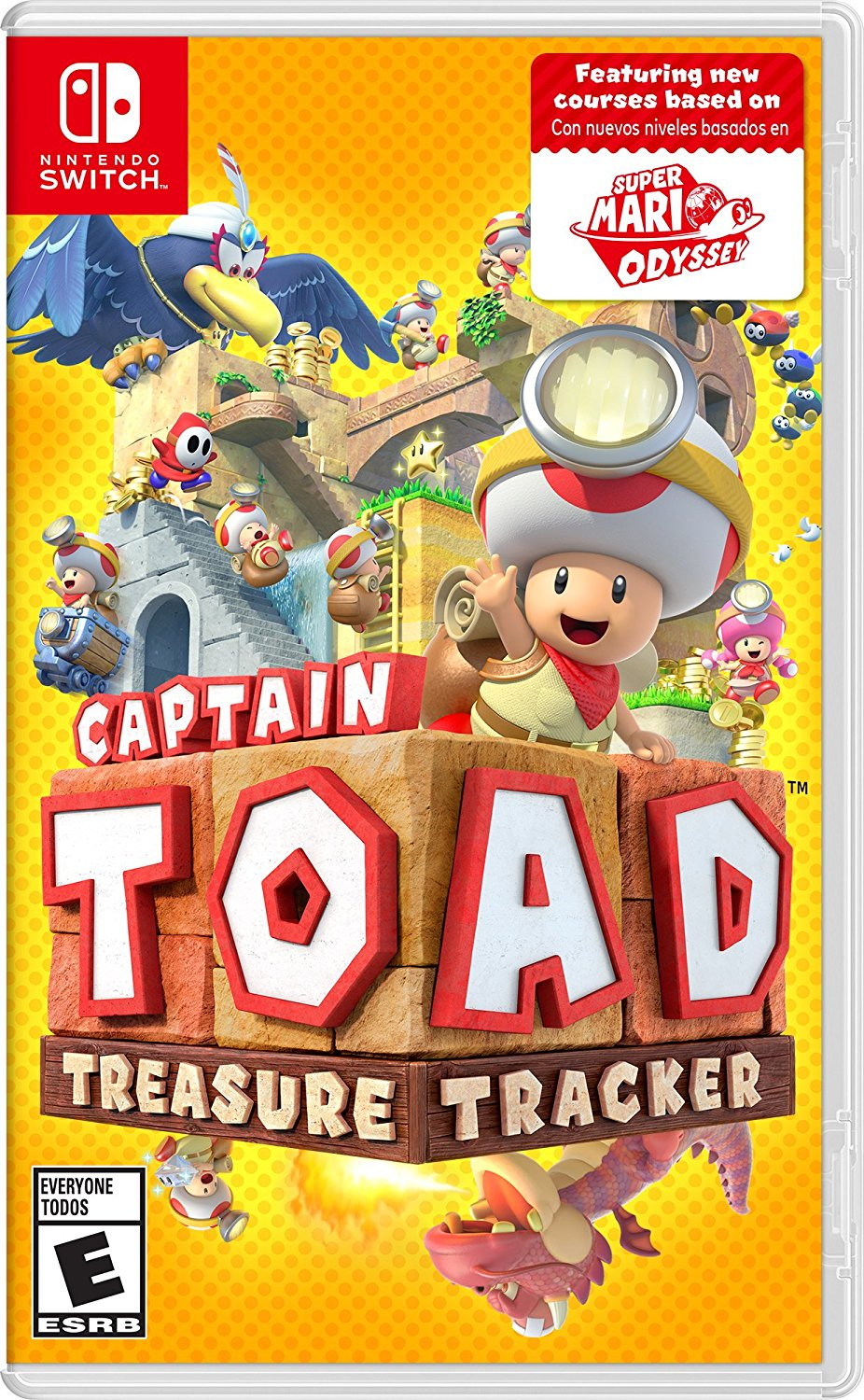 NS CAPTAIN TOAD : TREASURE TRACKER (ENG)