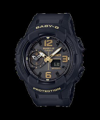 นาฬิกา Casio Baby-G Urban Utility series รุ่น BGA-230-1B ของแท้ รับประกันศูนย์ 1 ปี