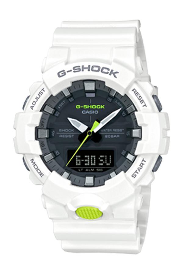นาฬิกา Casio G-Shock ANALOG-DIGITAL GA-800SC Sporty Color series รุ่น GA-800SC-7A ของแท้ รับประกันศูนย์ 1 ปี