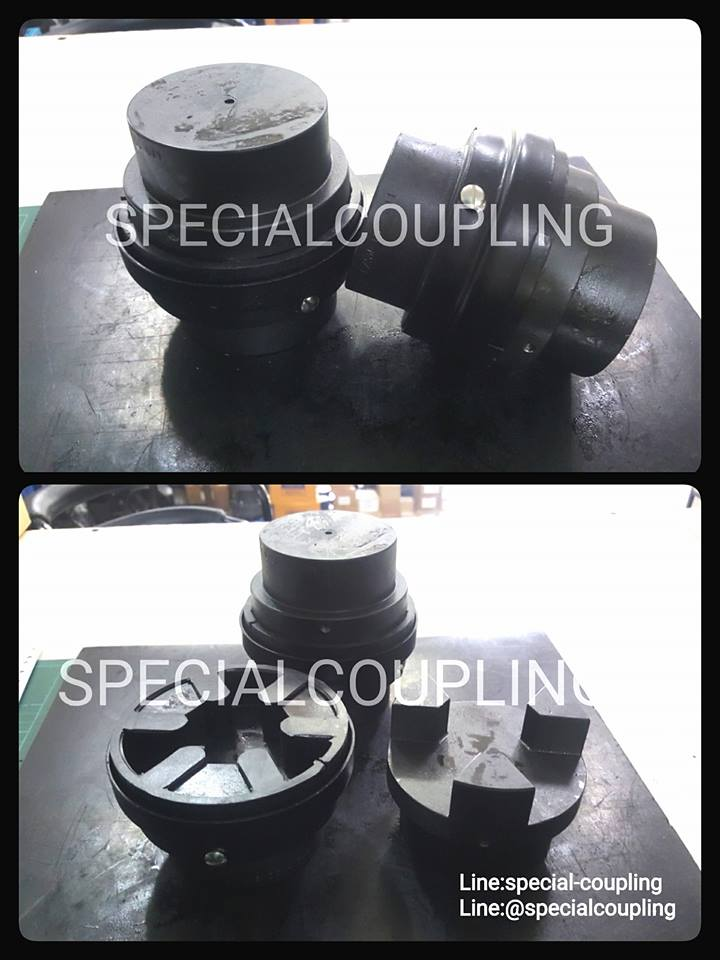 JAW COUPLING TYPE.SW COMPLETE SET (BRAND :RATHI)ขายปลีกและส่ง