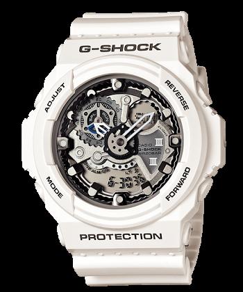 นาฬิกา คาสิโอ Casio G-Shock Standard Analog-Digital รุ่น GA-300-7A ของแท้ รับประกันศูนย์ 1 ปี