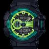 นาฬิกา คาสิโอ Casio G-Shock Limited Lime Accent Color series รุ่น GA-400LY-1A ของแท้ รับประกันศูนย์ 1 ปี (นำเข้า Japan)