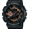 นาฬิกา CASIO G-SHOCK รุ่น GA-110RG-1A ROSEGOLD SPECIAL COLOR SERIES ของแท้ รับประกัน 1 ปี