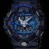 นาฬิกา CASIO G-SHOCK STANDARD ANALOG-DIGITAL G700 SERIES รุ่น GA-710-1A2 ของแท้ รับประกัน 1 ปี