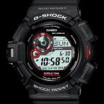 นาฬิกา CASIO G-SHOCK MUDMAN series รุ่น G-9300-1 MUD RESIST ของแท้ รับประกัน 1 ปี