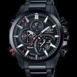 นาฬิกา คาสิโอ Casio EDIFICE Bluetooth with Smartphone รุ่น EQB-500DC-1A ของแท้ รับประกันศูนย์ 1 ปี