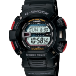 นาฬิกา CASIO G-SHOCK MUDMAN series รุ่น G-9000-1V MUD RESIST ของแท้ รับประกัน 1 ปี
