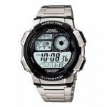 นาฬิกา คาสิโอ Casio 10 YEAR BATTERY รุ่น AE-1000WD-1A ของแท้ รับประกันศูนย์ 1 ปี