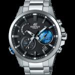 นาฬิกา คาสิโอ Casio EDIFICE Bluetooth with Smartphone รุ่น EQB-600D-1A2 ของแท้ รับประกันศูนย์ 1 ปี