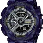 นาฬิกา CASIO G-SHOCK S series รุ่น GMA-S110MC-2A (G-Shock Mini) จีช็อค_มินิ ของแท้ รับประกัน 1 ปี