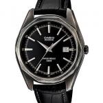 นาฬิกา คาสิโอ Casio BESIDE 3-HAND ANALOG รุ่น BEM-121BL-1AV ของแท้ รับประกันศูนย์ 1 ปี