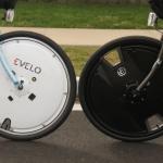 การปั่นจักรยานด้วย Electron Wheel