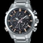 นาฬิกา คาสิโอ Casio EDIFICE Bluetooth with Smartphone รุ่น EQB-500D-1A2 ของแท้ รับประกันศูนย์ 1 ปี