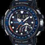 นาฬิกา คาสิโอ Casio G-Shock GULFMASTER 4-sensors Master of G รุ่น GWN-Q1000A-1A ของแท้ รับประกัน 1 ปี