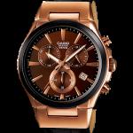 นาฬิกา คาสิโอ Casio BESIDE CHRONOGRAPH รุ่น BEM-508GL-5AV ของแท้ รับประกันศูนย์ 1 ปี