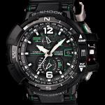 นาฬิกา CASIO G-SHOCK GRAVITYMASTER SERIES รุ่น GW-A1100-1A3 ของแท้ รับประกัน 1 ปี