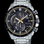 นาฬิกา Casio EDIFICE CHRONOGRAPH Solar Powered รุ่น EQS-600DB-1A9 ของแท้ รับประกันศูนย์ 1 ปี