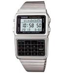 นาฬิกา CASIO ดิจิตอลเครื่องคิดเลข สีเงิน รุ่น DBC-611-1 STANDARD DIGITAL RETRO CLASSIC ของแท้ รับประกันศูนย์ 1 ปี