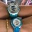 นาฬิกา Casio G-SHOCK x BABY-G คู่เหล็กSteel เซ็ตคู่รัก G-STEEL x G-MS series รุ่น GST-410-2A x MSG-400-2A Pair set ของแท้ รับประกันศูนย์ 1 ปี thumbnail 1