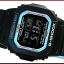 นาฬิกา Casio G-Shock Special Pearl Blue Neon Accent Color series รุ่น GW-M5610PC-1 (ไม่วางขายในไทย) ของแท้ รับประกันศูนย์ 1 ปี thumbnail 2