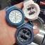 นาฬิกา Casio Baby-G for Running BGA-240 series Twotone Color Block รุ่น BGA-240-2A1 (Navy) ของแท้ รับประกัน1ปี thumbnail 2