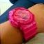 นาฬิกา คาสิโอ Casio G-Shock Limited Hyper Color รุ่น GA-110B-4 (ชมพูล้วน) ของแท้ รับประกันศูนย์ 1 ปี thumbnail 5