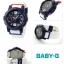นาฬิกา คาสิโอ Casio Baby-G Standard ANALOG-DIGITAL รุ่น BGA-180-2B2 ของแท้ รับประกันศูนย์ 1 ปี thumbnail 3