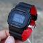 นาฬิกา Casio G-Shock Limited Heritage Black & Red (HR) series รุ่น DW-5600HR-1 ของแท้ รับประกันศูนย์ 1 ปี thumbnail 6