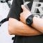 นาฬิกา CASIO G-SHOCK G-100 series Limited Black Out Basic Black color รุ่น G-100BB-1 ของแท้ รับประกัน 1 ปี thumbnail 8