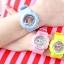 นาฬิกา Casio Baby-G Girls' Generation Sweet Candy Pastel series รุ่น BA-110CA-9A (เหลืองพาสเทล) ของแท้ รับประกันศูนย์ 1 ปี thumbnail 6