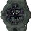 นาฬิกา คาสิโอ Casio G-Shock Special Color GA-700UC Military Utility Color series รุ่น GA-700UC-3A (สี Olive Green) ของแท้ รับประกัน 1 ปี thumbnail 1